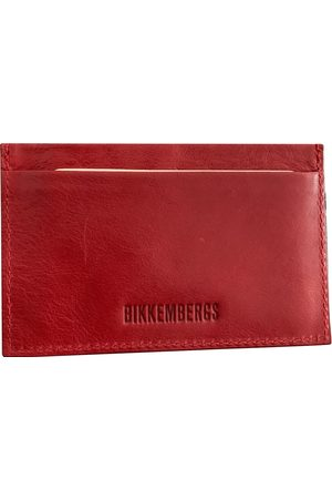 DIRK BIKKEMBERGS Leather Small Bags\, Wallets & Cases