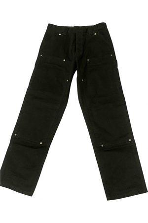 CHROME HEARTS Cotton Jeans