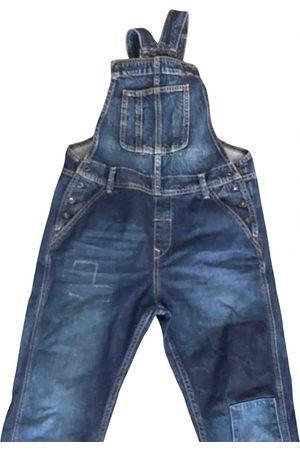 Pepe Jeans Women Pants - Cotton Trousers