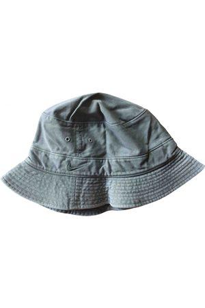 Nike Khaki Cotton Hats & Pull ON Hats