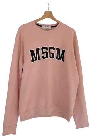 Msgm Cotton Knitwear & Sweatshirt