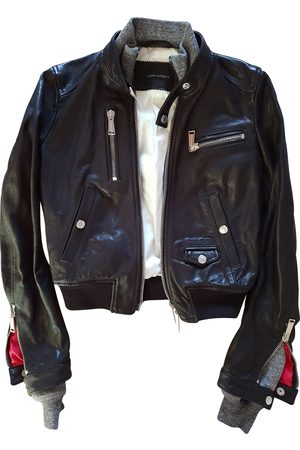 Dsquared2 Leather Leather Jackets