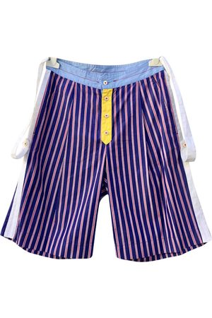 Dsquared2 Multicolour Cotton Shorts