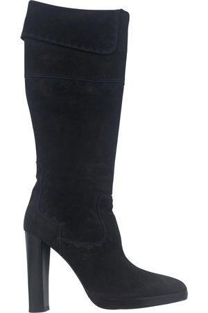 Hermès Women Boots - Suede Boots