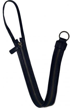 RAF SIMONS Leather Belts