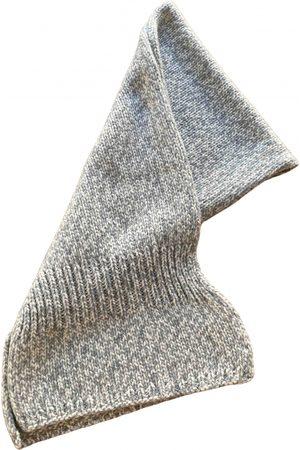 Missoni Grey Wool Scarves