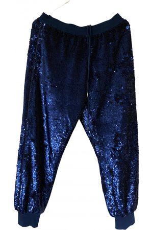 ASHISH Silk Trousers