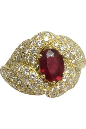 Boucheron Yellow gold Rings