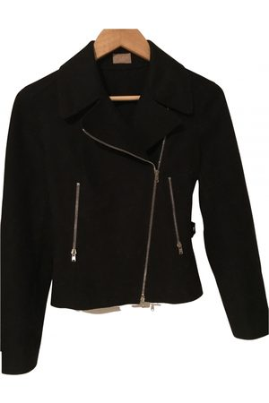 Alaïa Wool Leather Jackets