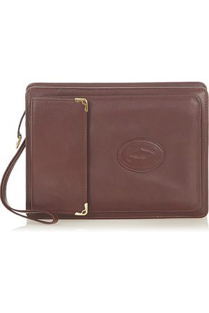 Cartier Leather Clutch Bags