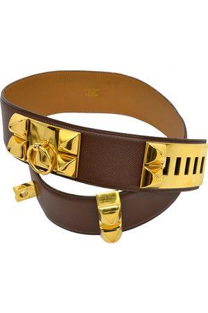 Hermès Metal Belts