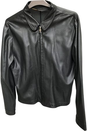 CHROME HEARTS Leather Jackets