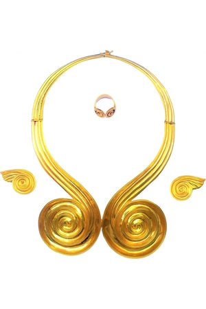 ILIAS LALAOUNIS Yellow jewellery set