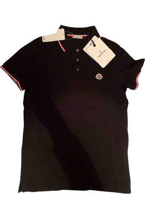 Moncler Cotton Polo Shirts