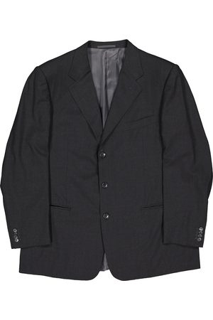 Loewe Anthracite Wool Jackets