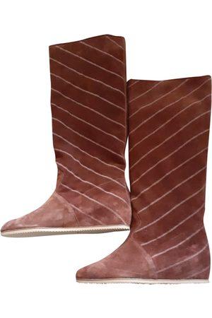 Sebastian Suede Boots