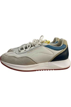 HOFF Leather trainers