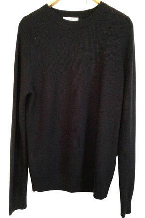 Sandro Navy Synthetic Knitwear & Sweatshirts