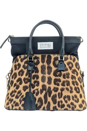 Maison Martin Margiela Pony-style calfskin handbag
