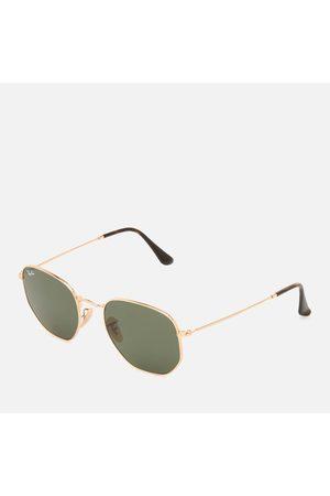 Ray-Ban Women's Hexagonal Metal Sunglasses