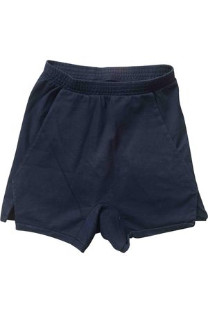 11 BY BORIS BIDJAN SABERI Cotton Shorts