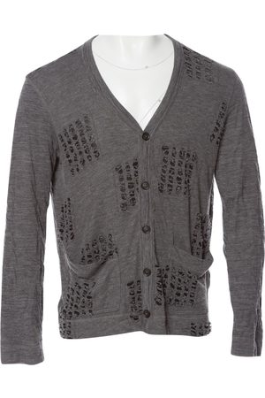 Kenzo Grey Polyester Knitwear & Sweatshirts