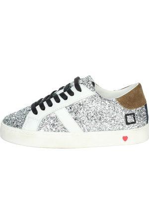 D.A.T.E. Sneakers Girls Glitter