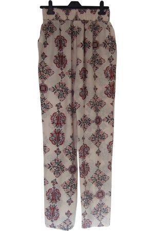 Julie Fagerholt Heartmade Multicolour Cotton Trousers