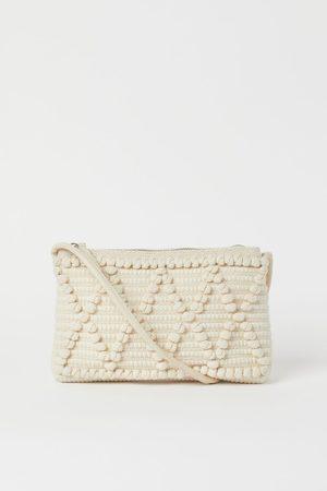 H&M Women Clutches - Textured-weave Clutch