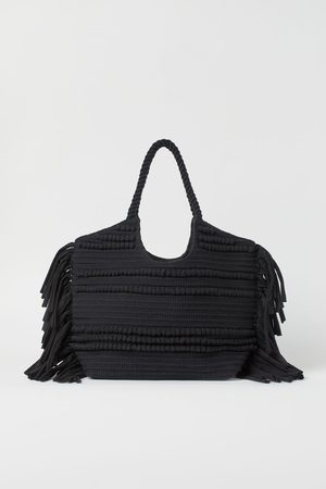 H&M Fringed Shopper