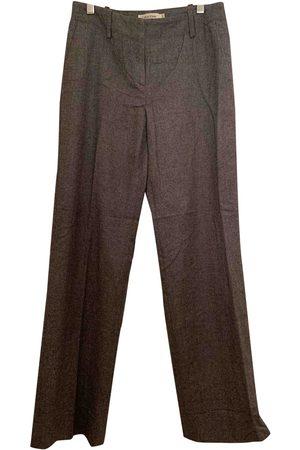Calvin Klein Cashmere straight pants