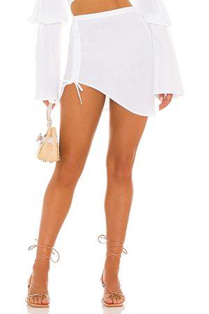Bananhot X REVOLVE Mini Ruched Skirt in .
