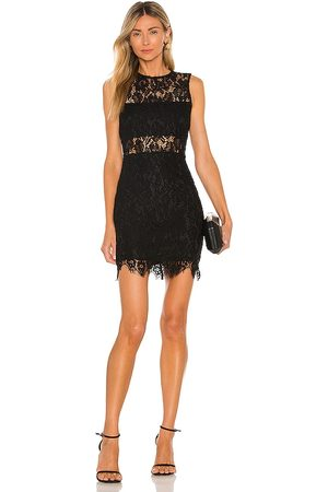 superdown Suri Sleeveless Mini Dress in .