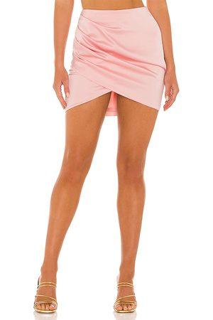 NBD Rose Quartz Mini Skirt in .