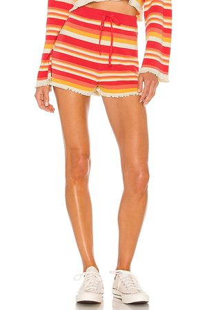 Lovers + Friends Dita Short in Coral.