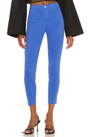 L'Agence Margot High Rise Skinny Pant in .
