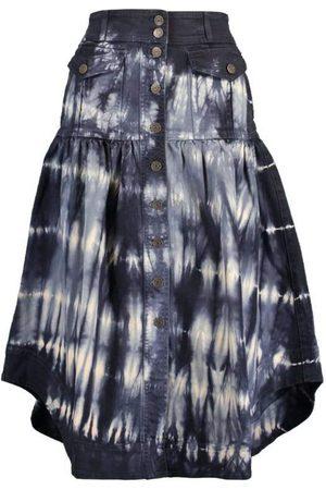 ULLA JOHNSON Tie Dye Briony Skirt