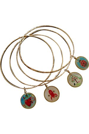 Mercedes Salazar Metal Bracelets