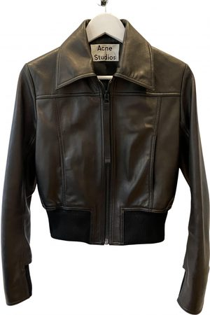 Acne Studios Leather Leather Jackets