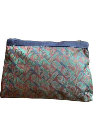 Emanuel Ungaro Multicolour Silk Clutch Bags