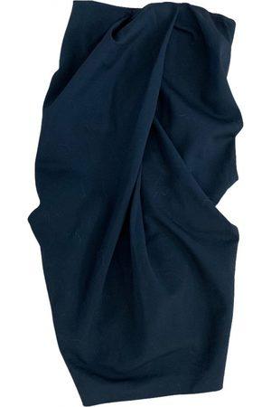 Acne Studios Wool mini dress