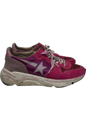 Golden Goose Polyester Trainers
