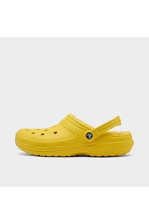 Crocs Classic Lined Clog Shoes Size 4.0