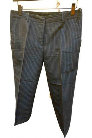 Alexander McQueen Straight pants