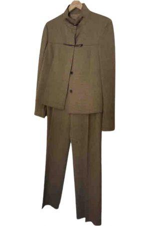 Caramel Suit jacket