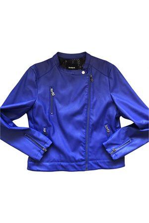 Desigual Cashmere Leather Jackets