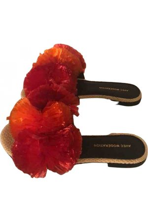 Avec Modération Cloth Sandals