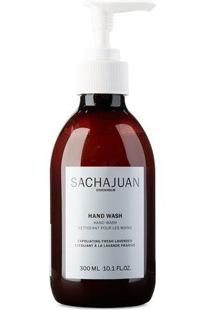 Sachajuan Fragrances - Exfoliating Hand Wash Fresh Lavender, 10.1 oz / 300 mL