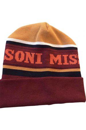 Missoni Multicolour Wool Hats & Pull ON Hats