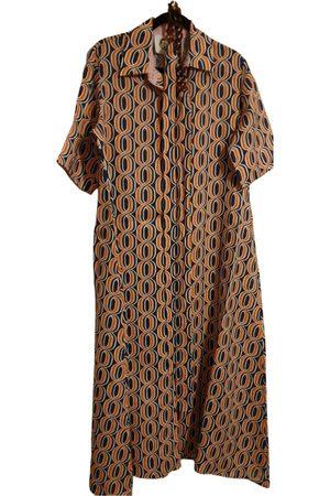 Evi Grintela Multicolour Linen Dresses